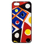 Pattern And Decoration Revisited At The East Side Galleries iPhone 5 Seamless Case (Black) Front