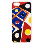 Pattern And Decoration Revisited At The East Side Galleries iPhone 5 Seamless Case (White) Front