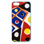 Pattern And Decoration Revisited At The East Side Galleries Apple Seamless iPhone 5 Case (Color) Front