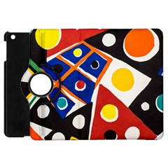Pattern And Decoration Revisited At The East Side Galleries Apple Ipad Mini Flip 360 Case