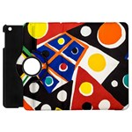 Pattern And Decoration Revisited At The East Side Galleries Apple iPad Mini Flip 360 Case Front