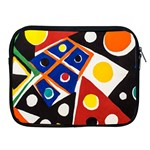 Pattern And Decoration Revisited At The East Side Galleries Apple iPad 2/3/4 Zipper Cases Front