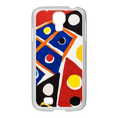 Pattern And Decoration Revisited At The East Side Galleries Samsung Galaxy S4 I9500/ I9505 Case (white)