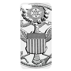 Black & White Great Seal Of The United States   Obverse, 1782 Apple Iphone 7/8 Tpu Uv Case