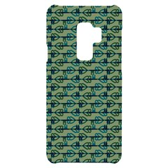 Stamping Heart Love Samsung S9 Plus Black Uv Print Case by Bajindul