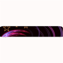 Background Abstract Star Small Bar Mats