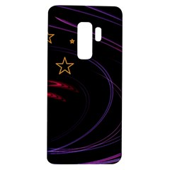 Background Abstract Star Samsung Galaxy S9 Plus Tpu Uv Case