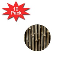 Bamboo Grass 1  Mini Magnet (10 Pack)