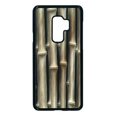 Bamboo Grass Samsung Galaxy S9 Plus Seamless Case(black) by Alisyart