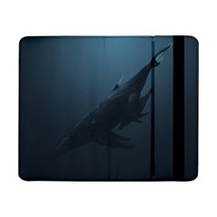 Whales Family Samsung Galaxy Tab Pro 8 4  Flip Case by goljakoff