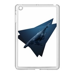 Whales Apple Ipad Mini Case (white) by goljakoff