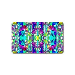Colorful 60 Magnet (Name Card)