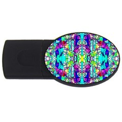 Colorful 60 USB Flash Drive Oval (2 GB)