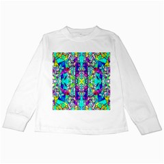 Colorful 60 Kids Long Sleeve T-Shirts