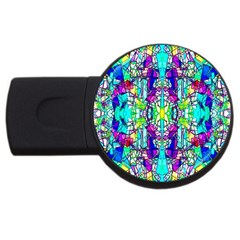 Colorful 60 USB Flash Drive Round (4 GB)