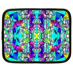 Colorful 60 Netbook Case (Large)