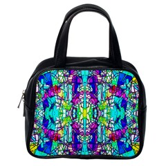Colorful 60 Classic Handbag (One Side)