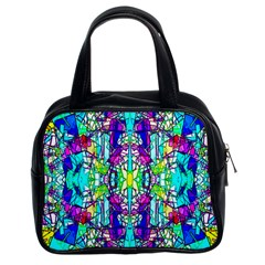 Colorful 60 Classic Handbag (Two Sides)