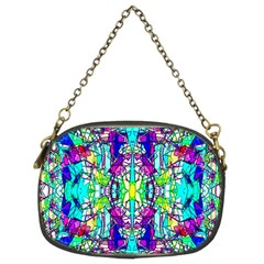 Colorful 60 Chain Purse (Two Sides)