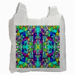 Colorful 60 Recycle Bag (One Side)
