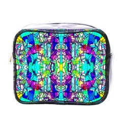 Colorful 60 Mini Toiletries Bag (One Side)