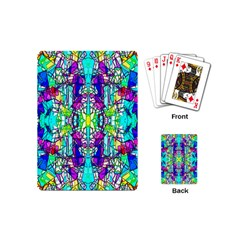 Colorful 60 Playing Cards Single Design (Mini)