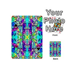 Colorful 60 Playing Cards 54 Designs (Mini)