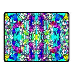 Colorful 60 Double Sided Fleece Blanket (Small)