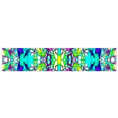 Colorful 60 Small Flano Scarf