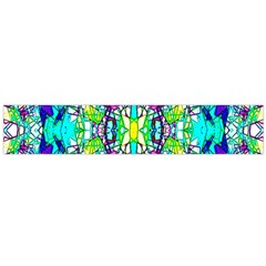 Colorful 60 Large Flano Scarf