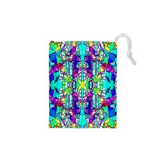 Colorful 60 Drawstring Pouch (XS)