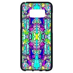 Colorful 60 Samsung Galaxy S8 Black Seamless Case