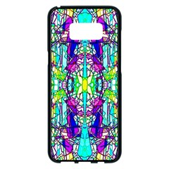 Colorful 60 Samsung Galaxy S8 Plus Black Seamless Case
