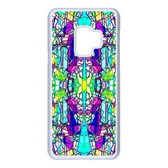 Colorful 60 Samsung Galaxy S9 Seamless Case(White)