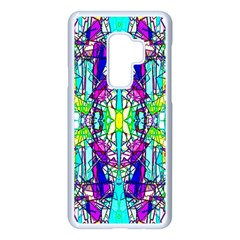 Colorful 60 Samsung Galaxy S9 Plus Seamless Case(White)