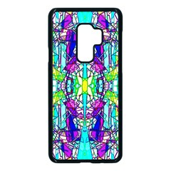 Colorful 60 Samsung Galaxy S9 Plus Seamless Case(Black)