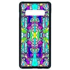 Colorful 60 Samsung Galaxy S10 Plus Seamless Case (Black)