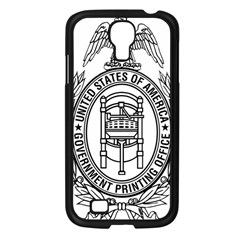 Official Seal Of United States Government Publishing Office Samsung Galaxy S4 I9500/ I9505 Case (black) by abbeyz71