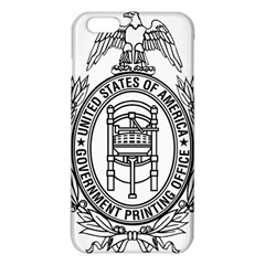 Official Seal Of United States Government Publishing Office Iphone 6 Plus/6s Plus Tpu Case by abbeyz71