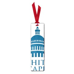 Logo Of United States Architect Of The Capitol Small Book Marks by abbeyz71