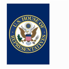 Flag Of United States House Of Representatives Large Garden Flag (two Sides) by abbeyz71
