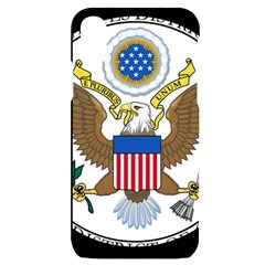 Seal Of United States District Court For Northern District Of California Iphone X/xs Black Uv Print Case