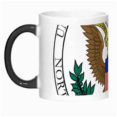 Seal Of United States District Court For Northern District Of California Morph Mugs by abbeyz71