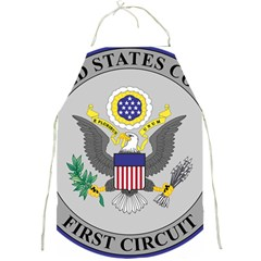 Seal Of United States Court Of Appeals For First Circuit Full Print Apron by abbeyz71