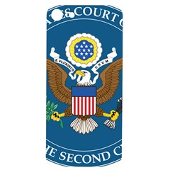 Seal Of United States Court Of Appeals For Second Circuit Iphone 7/8 Soft Bumper Uv Case by abbeyz71