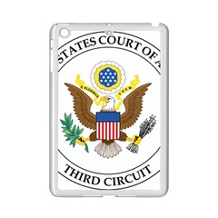 Seal Of United States Court Of Appeals For Third Circuit Ipad Mini 2 Enamel Coated Cases by abbeyz71