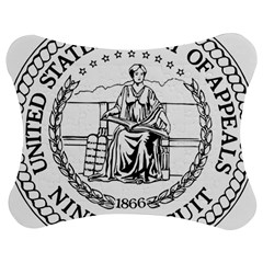 Seal Of United States Court Of Appeals For Ninth Circuit Jigsaw Puzzle Photo Stand (bow) by abbeyz71