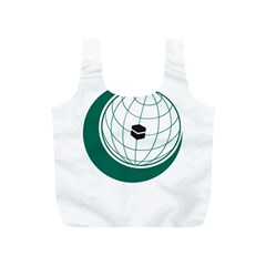 Flag Of The Organization Of Islamic Cooperation Full Print Recycle Bag (s) by abbeyz71