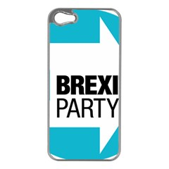 Logo Of Brexit Party Iphone 5 Case (silver) by abbeyz71