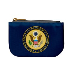 Flag Of The Executive Office Of The President Of The United States Mini Coin Purse